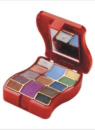magic vogue makeup kit pink purple blue