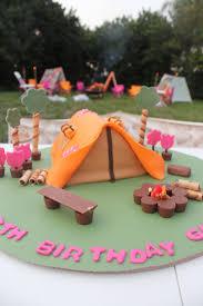 Camping Cupcake Inspiration Tortas De Bodas Cumpleanos