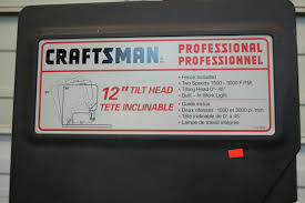 Used Craftsman 12 Tilt Head Band Saw 425 4 Coast Machinery Group