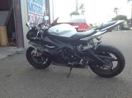 2016 yamaha r6 motorcycle in