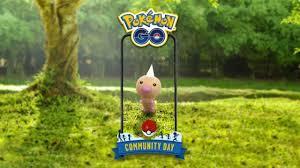 Pokémon GO Community Days 2020: June Community Day Featured ...