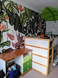 Ad Kids Bedroom Renovation Creating Our Dinosaur Jungle Themed Kids Room With Photowall Sweden
