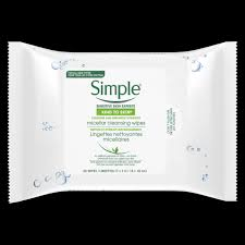 skin micellar makeup remover wipes
