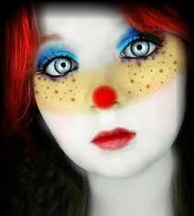 make a halloween clown makeup