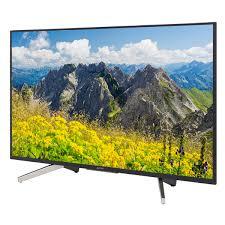 Sony 49X7500F   Smart Tivi 4K HDR 49 inch Android giá rẻ trả góp 0%