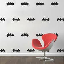 Batman Wall Decal Stickers Batman Wallpaper Vinyl Batman Logo Sheet Decals A21 Ebay