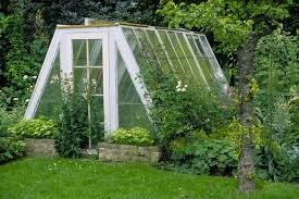 before you or build a greenhouse