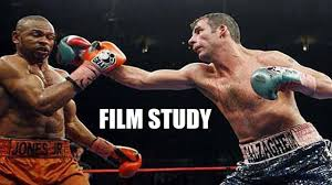 Joe Calzaghe vs Roy Jones Jr. - Film Study - YouTube