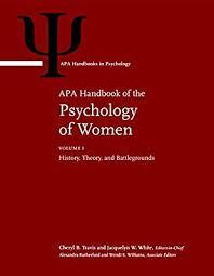 APA Handbook of the Psychology of Women (2 Volume Set): Travis ...