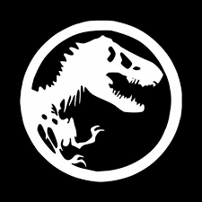 Jurassic Park Cr Vinyl Decal Sticker