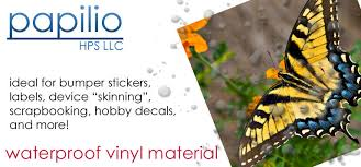 Waterproof Inkjet Vinyl Self Adhesive Media