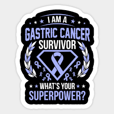 superpower gastric cancer shirt