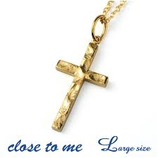 close to me k23rgp silver latin cross