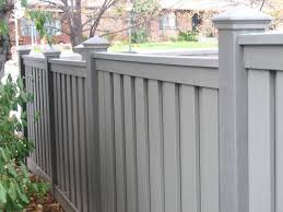 Dark Brown Vinyl Privacy Fence Trex Fencing Trex Fencing Cost Ma Composi 1000 In 2020 Backyard Fences Diy Privacy Fence Fence Paint