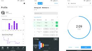 fitness tracker apps for android