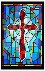cross quilt pattern crimson