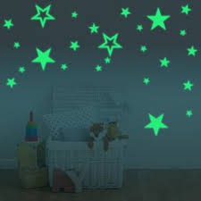 Glow In The Dark Kids Wall Decals You Ll Love In 2020 Wayfair