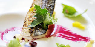Mackerel, Beetroot, Horseradish ...