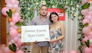 LJ Reyes, Paolo Contis announce birth of baby girl   Philstar.com