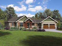 house plan 81223 ranch style with