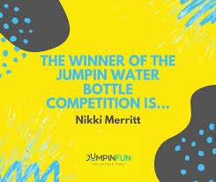 🥳Congratulations to Nikki Merritt you... - Jumpin Fun Inflatable Park  Salisbury