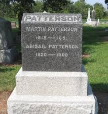 Abigail Osgood Patterson (1820-1908) - Find A Grave Memorial
