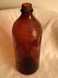 vintage magic bleach bottle quart