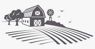 Farm Image House Farm Clipart Black And White Png Image Transparent Png Free Download On Seekpng
