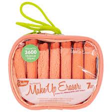 peach makeup eraser 7 day set the