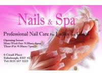 nails spa edinburgh beauty salons