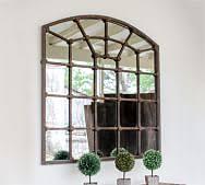 Window Pane Mirror Pottery Barn