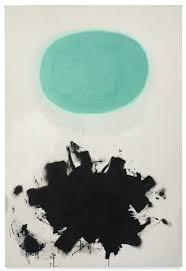 GREEN OVER BLACK by Adolph Gottlieb on artnet