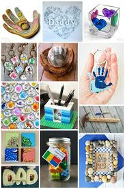 homemade gifts for dad from kids