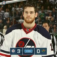 Winnipeg Jets - Adam Lowry has a goal and an assist as the...   Facebook