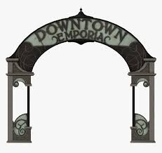 Cemetery Gates Png Picture Cemetery Gate Clipart Transparent Png Kindpng