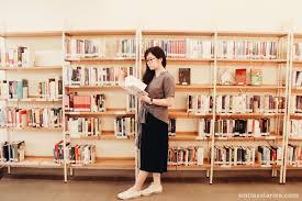 perpustakaan goethe institut jakarta asyiknya belajar bahasa jerman