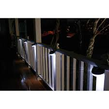 Luminar Outdoor Solar Led Fence Light 4 Pc Item 63293 Harbor Freight Coupons