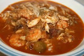 Deep South Dish: Seafood and Okra Gumbo ...