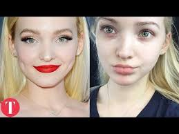 pictures of disney stars without makeup