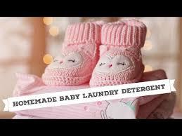 diy baby detergent you
