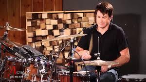Johnny Rabb Drum Solo #1 on Hendrix Drums Archetype Stave Walnut ...