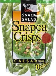 calbee snack salad caesar 3 3 oz snapea
