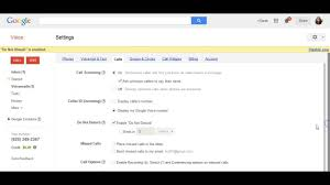 Google Voice Tutorial (With images ...
