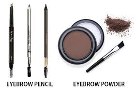 what makeup do you need to do eyebrows