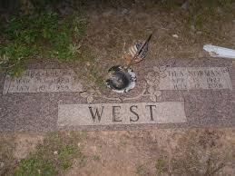 Ola Mize West (1927-2001) - Find A Grave Memorial