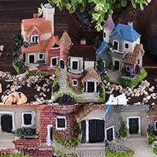 lovely house fairy garden