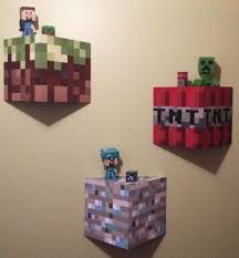 12x12 unofficial minecraft wall block