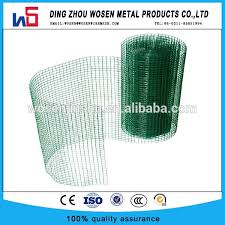 1 X 1 Green Pvc Coated Chicken Wire Mesh Fencing Garden Barrier Metal Fence Wire Mesh Fence Mesh Fencing Wire Mesh