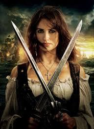 Angelica Teach è l'antagonista femminile di Pirati dei Caraibi ...