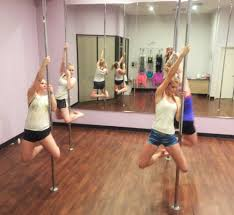 pole fitness cles